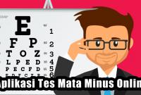 Aplikasi Tes Mata Minus Online