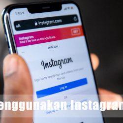Cara Menggunakan Instagram Guide